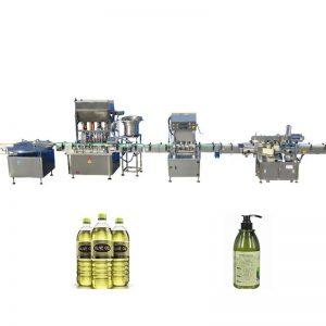 100ml - 1000ml užpildymo diapazono tepalo pildymo mašina