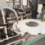 200ml 500ml butelių pildymo įranga / automatinė skysčių pildymo įranga