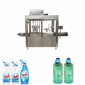 304 Nerūdijančio plieno plastikinių butelių užpildymo ir uždarymo mašina