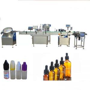 5-30 ml užpildymo tūrio kvepalų užpildymo aparatas