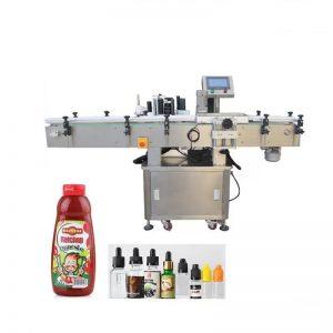 Butelių ženklinimo mašinos PLC valdymas