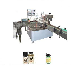 Cheminio eterinio aliejaus pildymo mašina