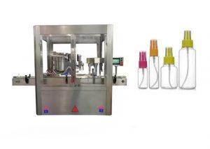 Visiškai automatinis kvepalų užpildymo mašinos spalvotas jutiklinis ekranas