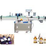 220 V 50 / 60Hz visiškai automatinis apvalių butelių ženklinimo aparatas