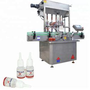 Klijų butelių automatinis pildymo aparatas