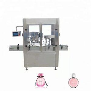 automatinis kvepalų buteliukų užpildymo aparatas